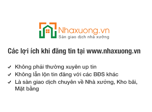 can cho thue kho xuong tai dong du dt  400m2 gia cuc ky hop ly